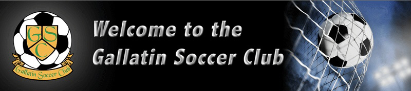 Gallatin Area Soccer Club - 01 banner